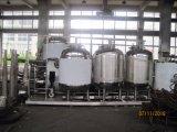 Unidad de limpieza del CIP de la categoría alimenticia del acero inoxidable