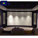 Scherm van de Projectie van de x-y Schermen 3D Hoge Aanwinst Gebogen voor het Mengen van de Rand