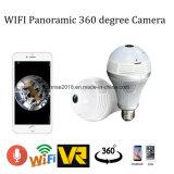 주택 안전을%s 물고기 눈 램프 HD WiFi CCTV 비데오 카메라