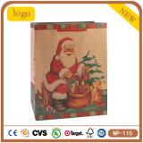 La amabilidad de Padre, regalos de Navidad para bebés de compras la bolsa de papel Kraft