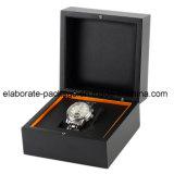 Cadre de bijou fait sur commande de module de luxe fabriqué à la main de cadeau/cadre en bois de module de montre