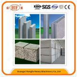 Автоматическая Легкие EPS бетонную стену панель/формовочная машина
