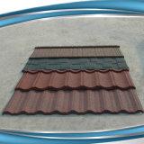 Камня металла материалов изоляции жары плитка толя красного Coated