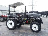 30HP 4WDの農場の車輪のトラクターのAgricultrualのトラクター