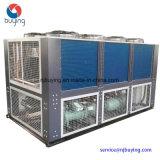 sistema refrigerando industrial de refrigeração ar de fábrica de pinturas do preço do refrigerador do parafuso da água 100HP