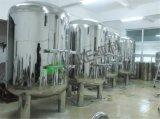 10t絶縁体のステンレス鋼の生殖不能の純粋な水処理の貯蔵タンク