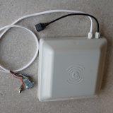 0-6m IP54受動TCP IP WiFi Wiegand 8dBi長距離RFIDの読取装置