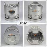 De Extra Zuiger van de Motor van de Vrachtwagen van Hino H07c met OEM 13216-2300, 13216-1771