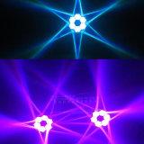 Iluminação infinita do olho da abelha do diodo emissor de luz da rotação 6X15W da lente