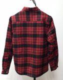 شتاء قميص مع [بربر] صوف - كم طويلة لأنّ فتى أو [يوونغ من]