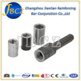 Accoppiatore filettato certificazione della barra d'acciaio del Ce
