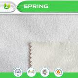 À prova de bambu orgânico Whoesales Terry pano tecido protector de colchão