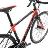 bici di alluminio di corsa di strada 700c con Shimano Sora R3000 18speed