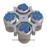 Assoalho-Tipo centrifugador de alta velocidade Refrigerated para a medicina etc.