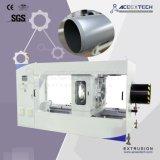 Extrusora da tubulação da tubulação Machine/PVC (controlador automático do PLC)
