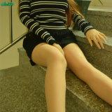 148cm Mädchen-mittlere Brust-erwachsene reizvolle Produkt-Liebes-Spielzeug-Puppe