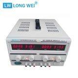 TPR-3005-2df 0*2-30V/0*2-5A Zweikanalhohe Präzisions-Laborstromversorgung der Bildschirmanzeige-4LED