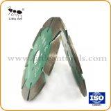 4-дюймовый алмазные пилы алмазные режущий диск для природного камня.