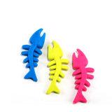 저항하는 바이트 TPR 애완견 또는 고양이 씹기 장난감 다채로운 종갱도 씹기 장난감