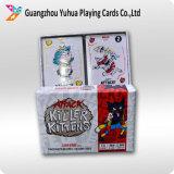 Naipes adultos juego de cartas personalizadas con Logo