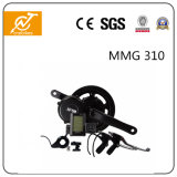 Torque máxima 160n. Kit central del motor de la bici eléctrica de M BBS02b