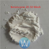 Ineinander greifen-BRITISCHES Benzoepuder Anesthesin des Benzocaine-200 Massenkokain-Ausschnitt-Agens USA