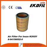 De Filter van de lucht voor Isuzu K2025/8-94156052-0