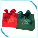 Картонные коробки складывания бумаги / сложенном подарочная упаковка / небольших складных коробок ювелирных изделий