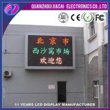 Scheda doppia monocromatica del segno di colore LED di Epistar sulla vendita