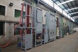 Hochtemperatur400mm peitschenbrücken kontinuierliche Dyeing&Finishing Maschine