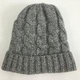 Sjaal van de Lijn van de Haarband van de Hoed van de Sjaal van de Dekking van de Tik van de Handschoenen Beanie van de Winter van de Vrouwen van Mens de Unisex-3PC Warme Lange Vastgestelde Kabel Verdraaide (SK801S)