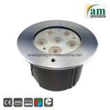 18W Stainless Steel IP68 LED Underwater Swimming Pool Light