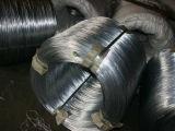 Electro/feux galvanisé à chaud mince fil de fer, par exemple sur le fil de liaison