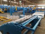 Corte de hierro a la línea de longitud de la máquina también para la SS, carbono, el silicio, bobinas de acero galvanizado