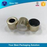 Het gouden Plastic Parfum GLB van het Aluminium van Loge Debossed met Gewicht