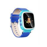 아이 지능적인 시계 카드 Smartwatch를 위한 Q80 GPS/GSM 추적자 시계