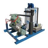 Heiße Flocken-Eis-Maschine des Verkaufs-4t Fische verwendete