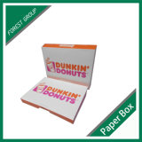Het Vakje van Donuts van het Document van de Rang van het Voedsel van het Embleem van de douane