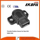 Датчик положения автозапчастей/дросселя для нового OEM C384 KIA