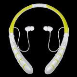 Auricular sin hilos del receptor de cabeza estéreo de Bluetooth de la tirilla de la camisa del diseño del deporte (de la alta calidad), receptor de cabeza del CSR 4.0 Bluetooth
