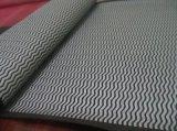 Tessuto rivestito della vetroresina della gomma di silicone