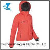 Горячая куртка лыжи женщин сбывания для износа зимы
