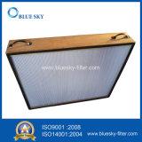 920X770X150мм деревянные рамы глубокую Pleat фильтра HEPA