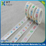 中国の製造者の紙テープ付着力の装飾的な保護テープ