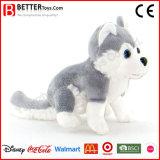 Super doux jouet en peluche animal en peluche chien Husky pour les enfants/enfants