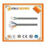 Корпус из негорючего материала пять основных медь ПВХ изоляцией провода электрического кабеля/подземный кабель питания