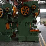 Imprensa de potência 10ton da fabricação de metal J23-10t da folha que carimba a máquina de perfuração