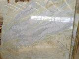 Слябы сказового голубого мрамора нефрита Polished голубые мраморный