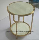 Koffietafel van de Driehoekige Lijst van de Staaf van het Meubilair Xz van de kwaliteit de Levende Eenvoudige