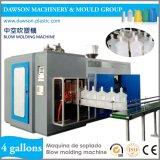 4 Gallonen Wasser-Flaschen-automatische Strangpresßling-Blasformen-Maschinen-